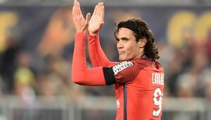 Avrupa'da en çok gol atan futbolcu Cavani