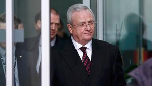 VW'nin eski başkanına soruşturma