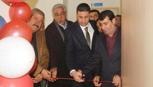 Suruç'ta kütüphane açıldı