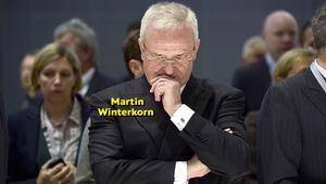 Volkswagen'in eski başkanına soruşturma