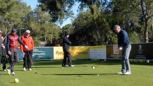 Ağaoğlu: Türk golfçüler hedeflerini küçük tutuyor