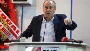CHPli İnce: Ahlaksız koalisyon seçimden önce kurulandır