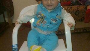 Sobaya kolonya döken 3 yaşındaki Tolga yanarak öldü