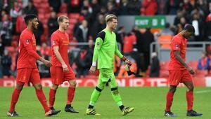 Liverpoolun kupa çilesi bitmiyor