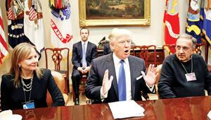 Rakamlar ortada: Trump'ın eli sağlam