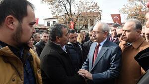 Kılıçdaroğlu, Güdül İlçe Başkanı Öngayın cenaze törenine katıldı