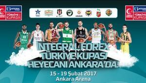 Basketbol Türkiye Kupası eşleşmeleri belli oldu - Maçlar hangi kanalda olacak