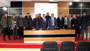 CÜde işletmelere yönelik kurumsallaşma paneli