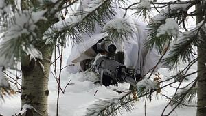 TSKdan kış operasyonu