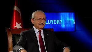 CHP lideri Kemal Kılıçdaroğlu: Meydanlarda 6 oklu bayrağımız olmayacak