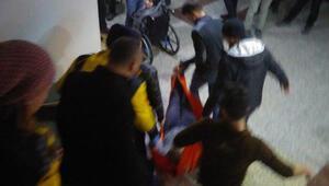 İş adamına AVMde silahlı saldırı