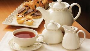 İngilizlerin beş çayı kültürünün kuralları