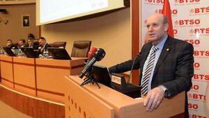 BTSO, Yenişehir için lojistik şirket kuruyor