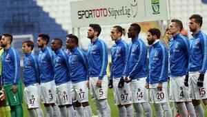 Trabzonspor yarı yarıya değişti