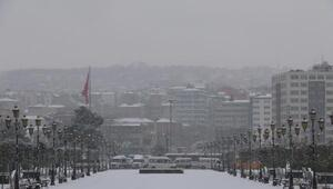 Sibirya soğuğu Samsunu vurdu