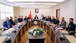 7 Aralık Üniversitesi Senatosu toplandı