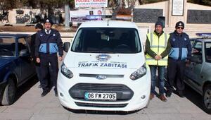 Yozgat Belediyesi trafik zabıtası hizmetlerine ağırlık verdi