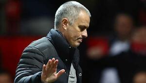 Mourinhodan hakem tepkisi: Tehdit etti