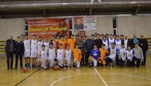 Şehit Özüpek adına düzenlenen turnuvada Kırklareli Belediyesi kazandı