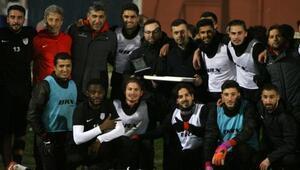 Manisasporda Eskişehirspor hazırlıkları başladı
