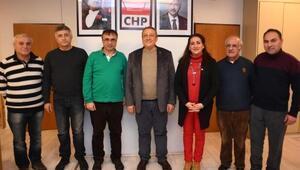 Başkan Tosun Viyanada CHPlilerle buluştu