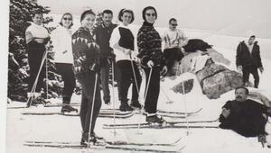 1 saat tırmanıp 5 dakikalık kayak yapılan yer: Uludağ