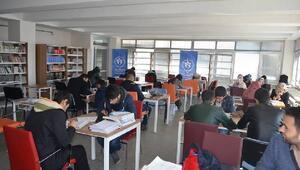 YGS'ye hazırlanan öğrencilere destek