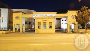 Bayburt Üniversitesi için rektör adayı ilanı