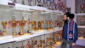 Fenerbahçenin kupasını alıp kaçarken yakalanan Halit Şahin: Adaletsizliğe ses getirmek için yaptım
