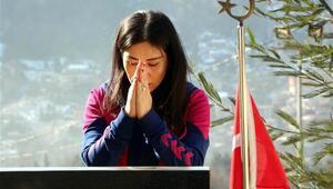 Şehit polisin Vietnamlı eşi Türkiye'ye yerleşti