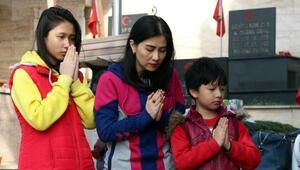 Şehit polisin Vietnamlı eşi Türkiyeye yerleşti