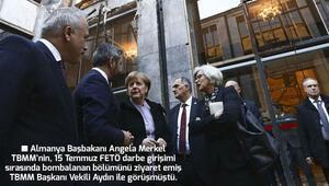 Alman parlamenterler TBMMyi ziyaret edecek