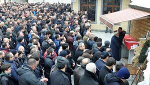 Trabzon'da intihar eden başkomiser toprağa verildi