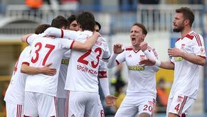 Tuzlaspor 1-4 Sivasspor