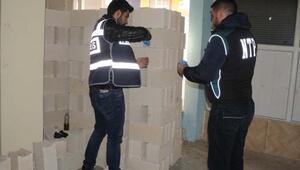 Gaziantepte ateş açılan evde uyuşturucu araması