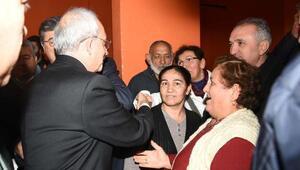 Adliye şehitleri Fethi Sekin ve Musa Can için Kılıçdaroğlunun katılımıyla çifte tören (2)