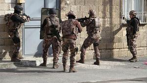 Gaziantepte polise silahlı saldırı