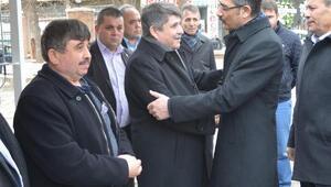 AK Partili eski Vekil Tanrıverdinin acı günü (2)