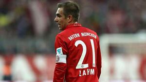 Philipp Lahm 500 dedi