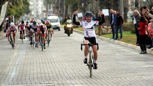 Alanyada Bisiklet Yol Yarışları tamamlandı