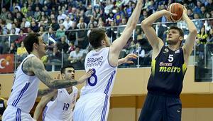 İstanbul Büyükşehir Belediyespor: 69 - Fenerbahçe: 76