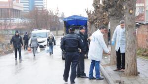 Eskişehirde silahlı kavga: 2 yaralı