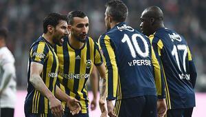 Beşiktaş Fenerbahçe maç sonucu: 0-1 | İşte maçın özet görüntüleri