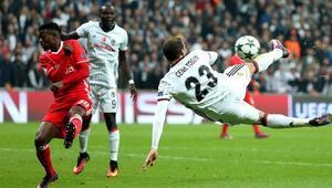 En güzel gol Cenkten Ronaldoya fark attı