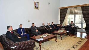 Çalışma Bakanlığı heyeti Osmaniyede