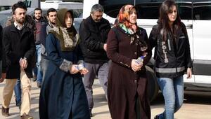 Antalyada 10 FETÖ şüphelisi adliyede