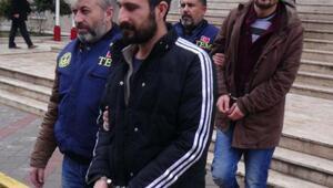 Uşakta PKK operasyonunda 2 tutuklama