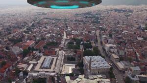 Uzaylılar Bursada