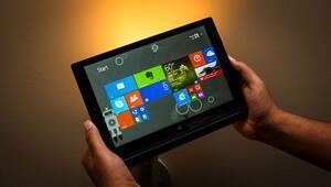Windowslu tabletlerin satışı hızla artıyor