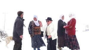 Karsın ilk kadın muhtarı